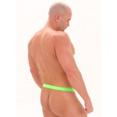 Spandex backless pouch